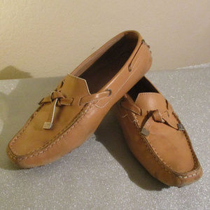 TOD'S DRIVING MOCCASINS ~ 8.5 ~ LODO DETAIL ~FLATS